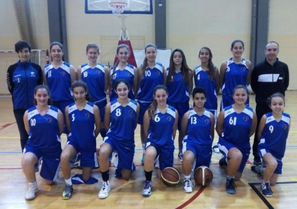Junior Femenino 2014