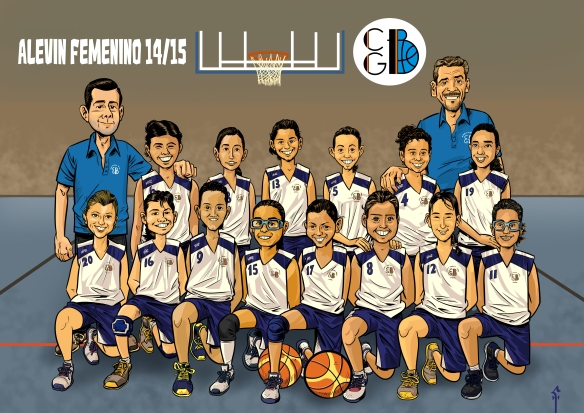 Caricatura basket-definitivo